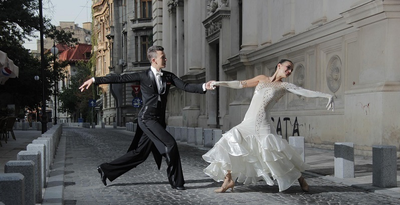 Lecții private cu specialiștii SCENÁ Showdance